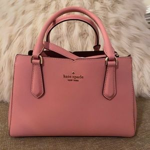 NEW Kate spade triple compartment satchel